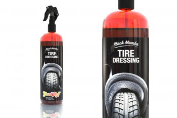 Good Stuff Tire Dressing Black Mamba